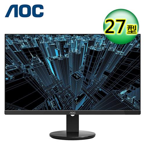 【AOC】U2790VQ 27型 4K LED液晶顯示器