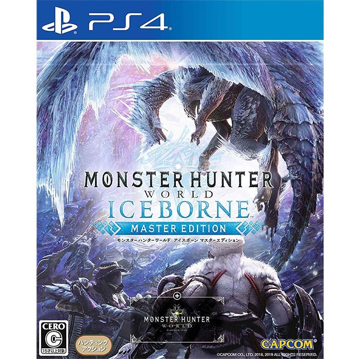 【預購PS4】魔物獵人 世界 Iceborne《中文版》
