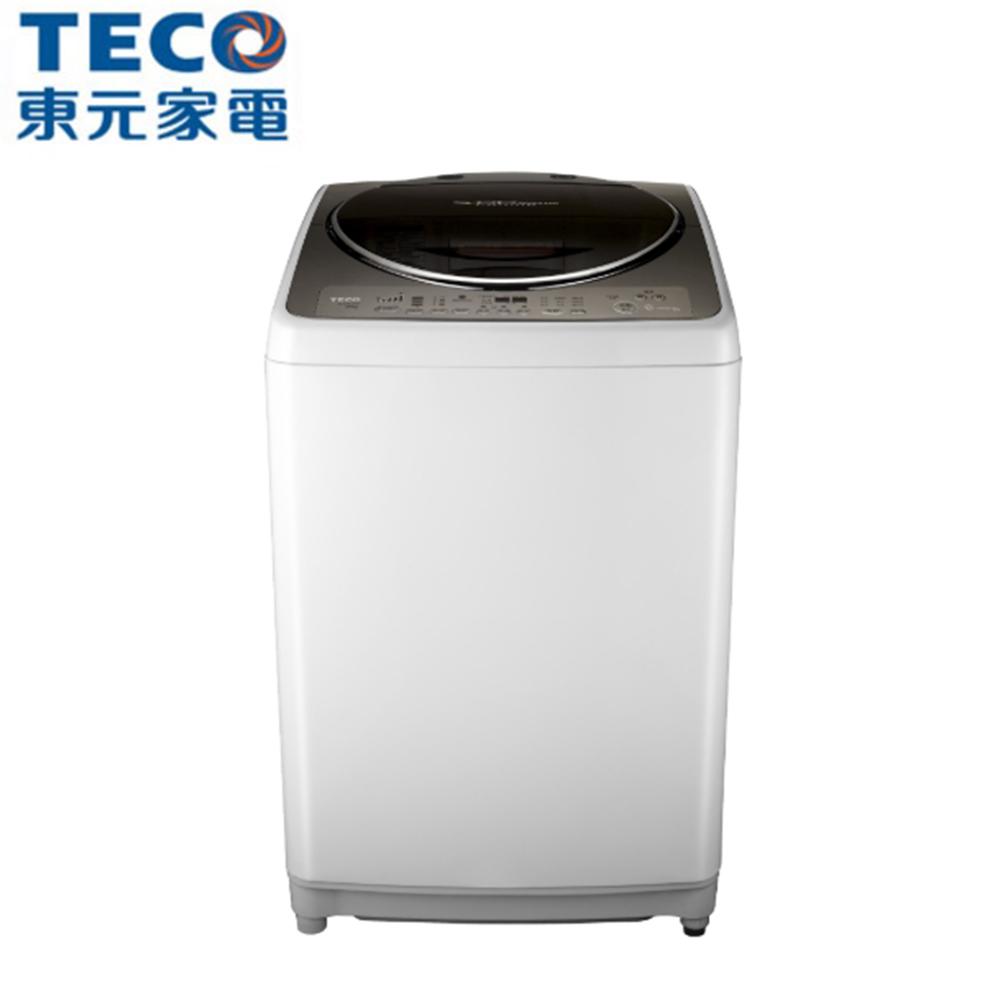 【TECO東元】15公斤變頻洗衣機W1598TXW