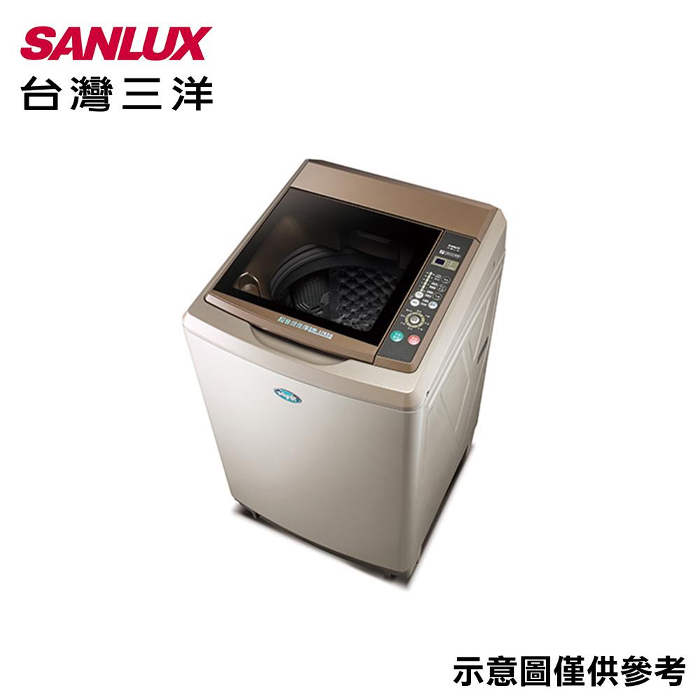 【SANLUX 三洋】17kg直立式單槽洗衣機SW-17NS6