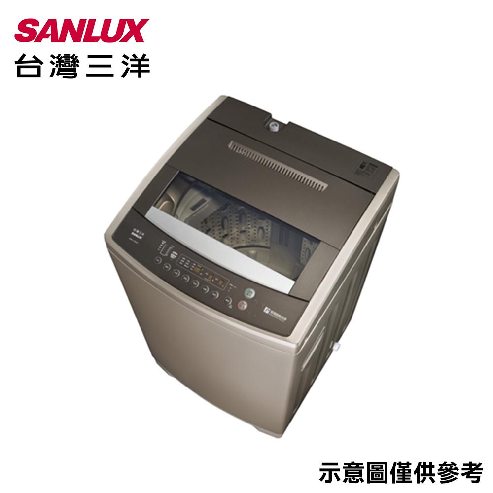 【SANLUX三洋】11kg變頻超音波單槽洗衣機ASW-110DVB