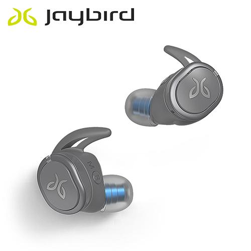 【Jaybird】RUN XT 真無線 藍牙運動耳機 冰川銀
