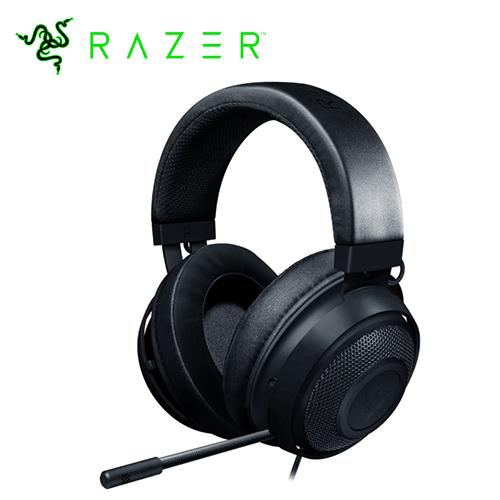 【Razer 雷蛇】Kraken 北海巨妖耳機(新版) 黑色