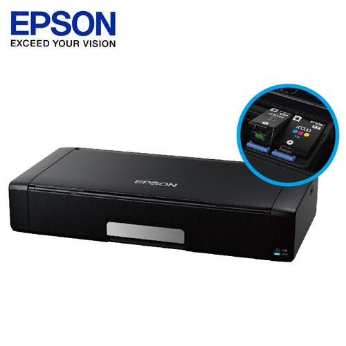 【EPSON】WorkForce WF-100 彩色行動噴墨印表機