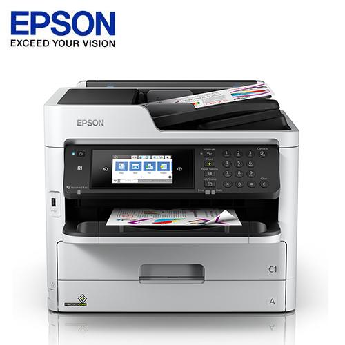 【EPSON】WF-C5790 商用噴墨複合機