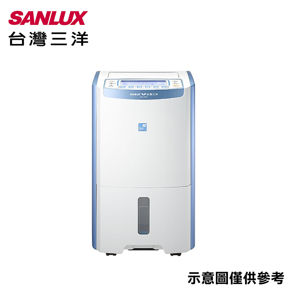 【SANLUX台灣三洋】17L除濕機SDH-170LD