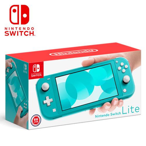 【NS Switch】任天堂 Nintendo Switch Lite 主機 (藍色)
