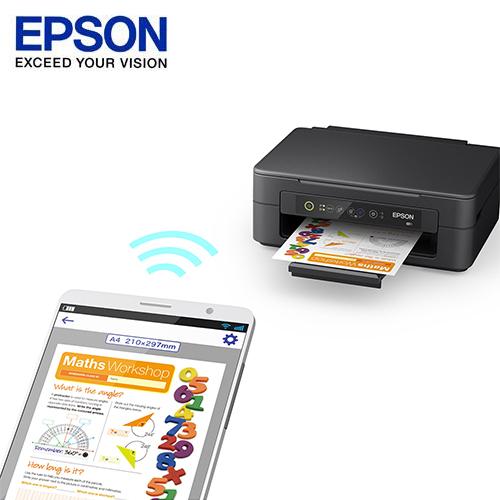【EPSON】XP-2101 三合一WiFi 雲端超值複合機