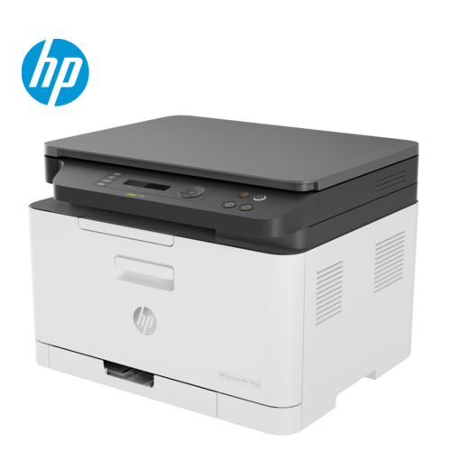 【HP 惠普】Color Laser MFP 178nw 彩色鐳射多功能印表機(4ZB96A)