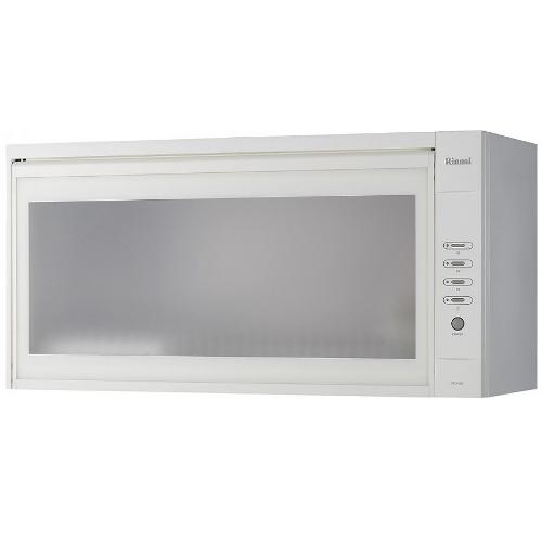 (全省安裝)林內懸掛式臭氧白色90公分烘碗機RKD-390S(W)