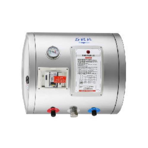 (全省安裝)莊頭北8加侖橫掛式儲熱式熱水器TE-1080W