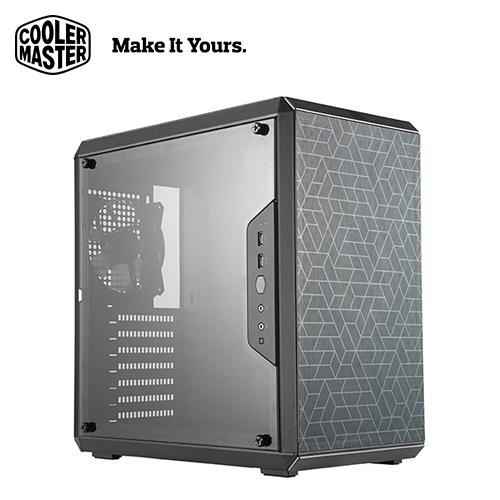 【Cooler Master 酷媽】MASTERBOX Q500L電競機殼