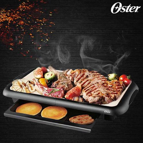 美國 Oster DuraCeramic BBQ陶瓷電烤盤
