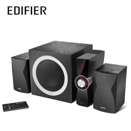 【EDIFIER 漫步者】C3X  2.1聲道三件式喇叭