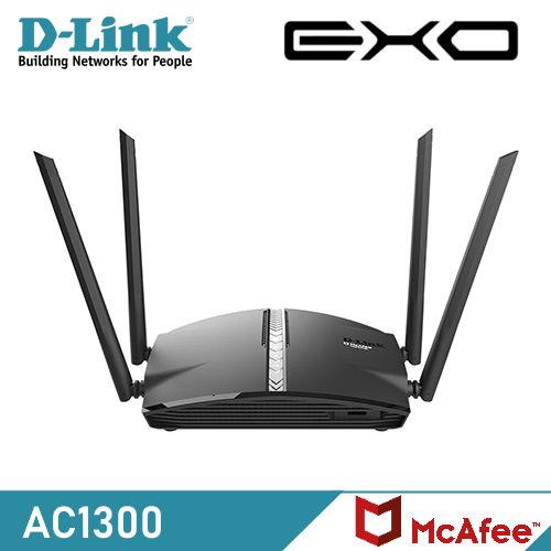 【D-Link】DIR-1360 AC1300 Wi-Fi Mesh 無線路由器