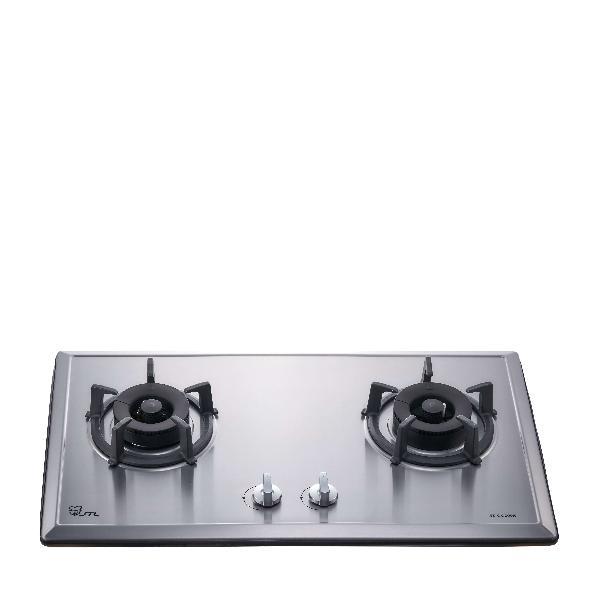 (全省安裝)喜特麗二口爐檯面爐(與JT-GC209S同款)瓦斯爐天然氣JT-GC209S_NG1