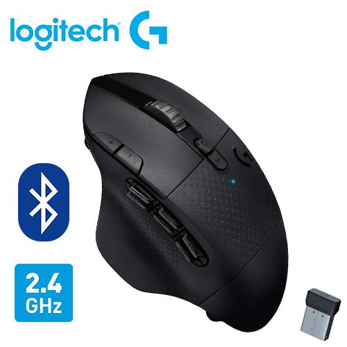 【Logitech 羅技】G604 LIGHTSPEED 無線電競滑鼠