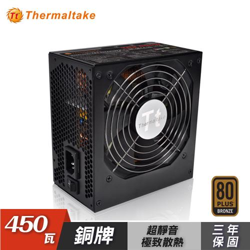 曜越TR2 450W 80+全日系電容Power