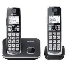 Panasonic 數位無線電話KX-TGE612TW