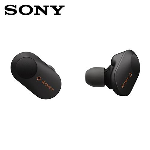 【SONY】WF-1000XM3 真無線耳機(黑)