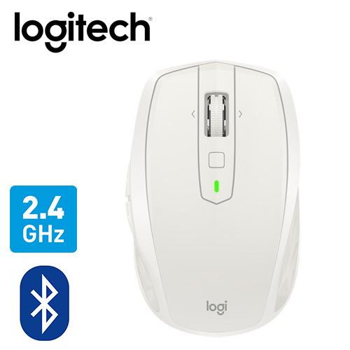 Logitech 羅技 MX ANYWHERE 2S 無線滑鼠 白