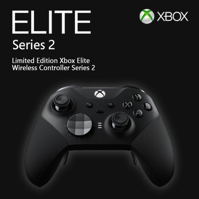 【Xbox One 周邊】Xbox Elite 無線控制器 Series 2