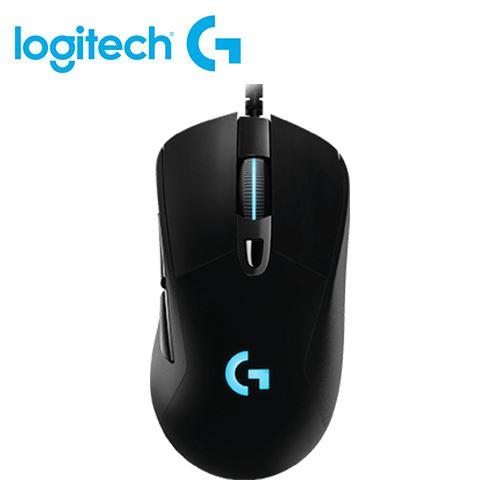 【Logitech 羅技】G403 HERO 有線電競滑鼠