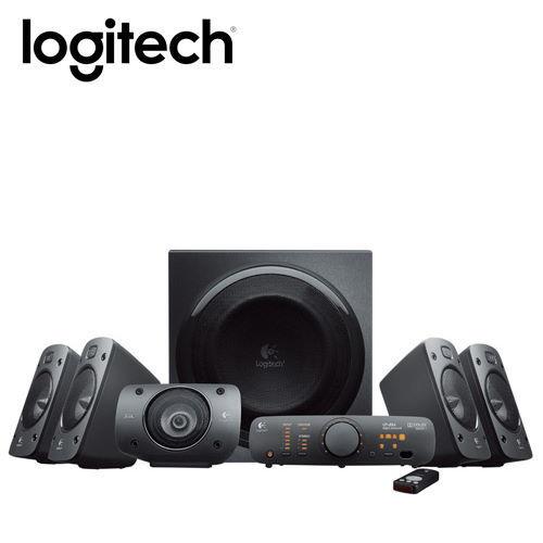 羅技 環繞音效音箱系統Z906 電競喇叭