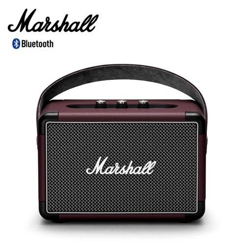 【Marshall】Kilburn II Bluetooth 藍牙喇叭 勃根地酒紅