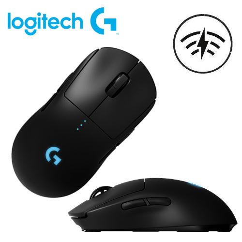 【Logitech 羅技】PRO 無線電競滑鼠