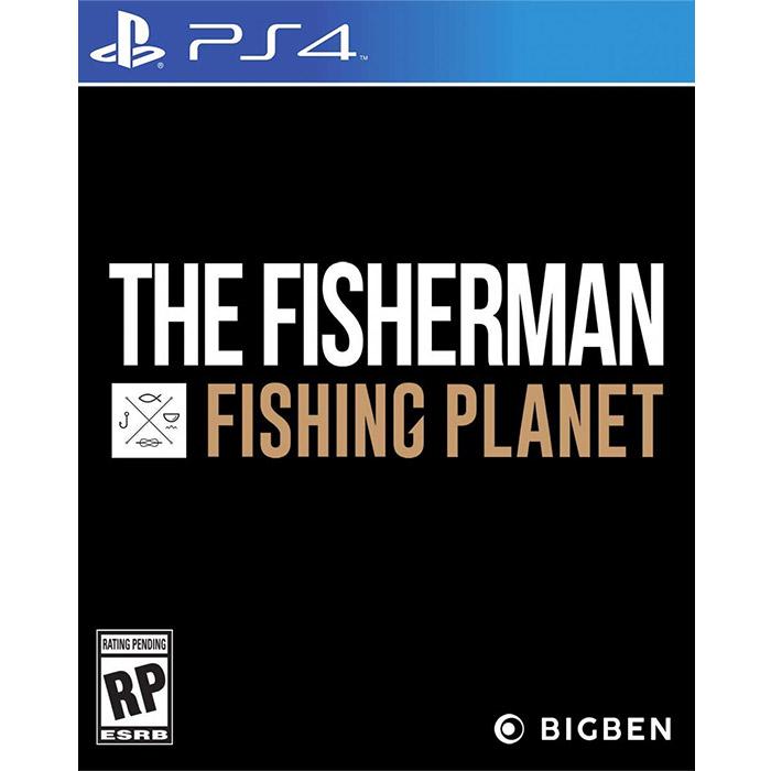 【PS4 遊戲】漁夫星球 Fishing Planet《中文版》