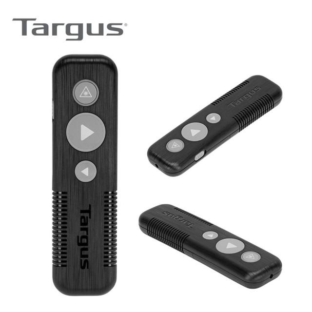 【Targus】無線雷射簡報器(AMP30) 黑色