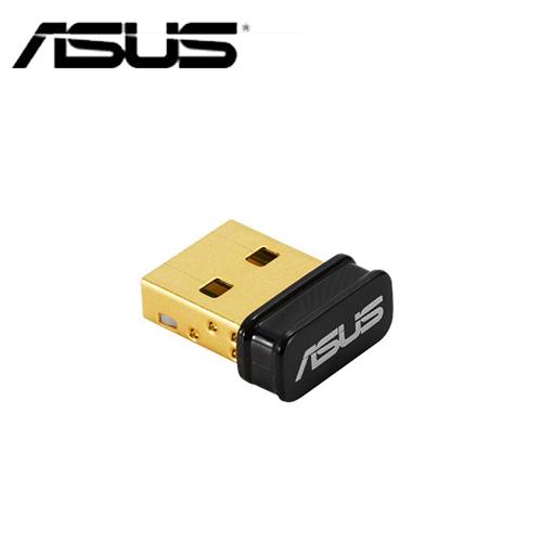 【ASUS 華碩】USB-N10 NANO B1 無線網路卡