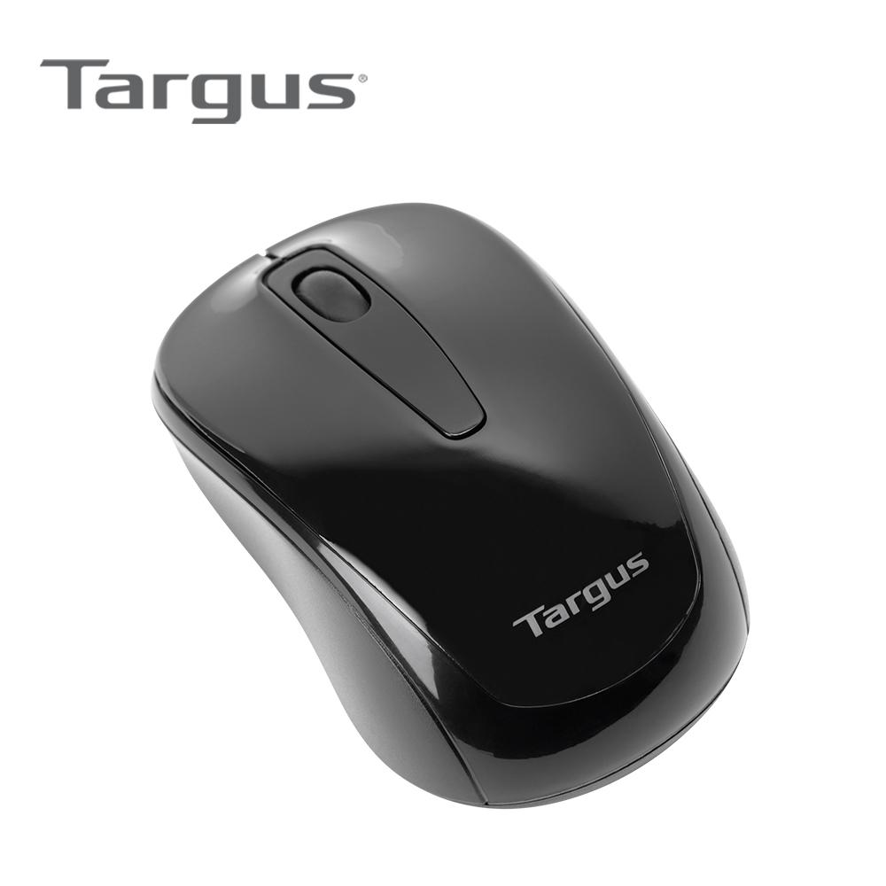 【Targus】無線光學滑鼠(AMW600) 墨黑