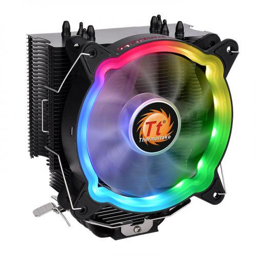 【Thermaltake 曜越】UX200 ARGB燈效 CPU散熱器