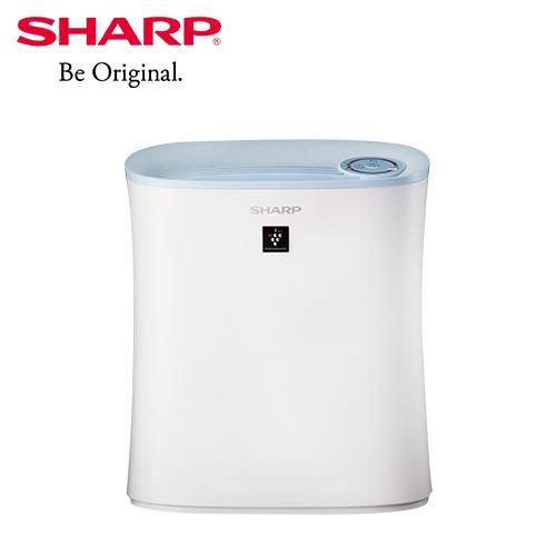 【SHARP 夏普】自動除菌離子清淨機 FU-H30T-W 白色