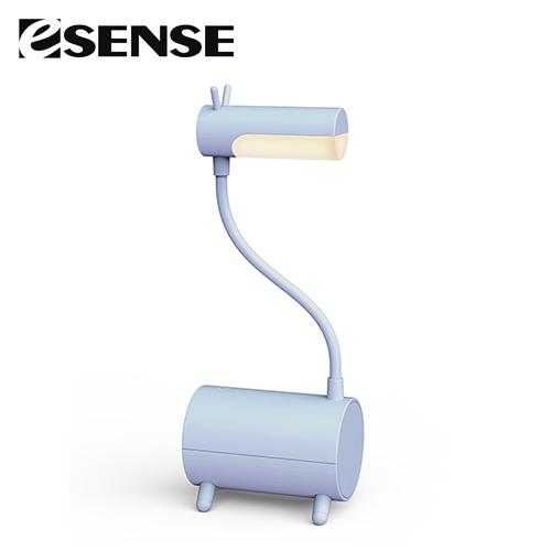 【ESENSE 逸盛】小木馬USB LED燈(藍)