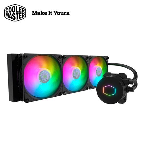 【CoolerMaster 酷碼】MASTERLIQUID ML360L V2 ARGB 水冷散熱器