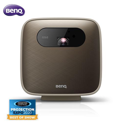 【BENQ 】GS2 720P LED露營投影機