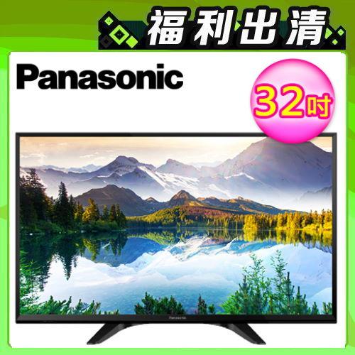 【Panasonic 國際】 32吋 FHD 液晶顯示器+視訊盒 TH-32F410W【福利良品】
