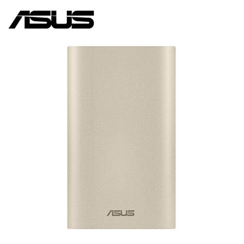 【ASUS 華碩】ZenPower Duo 10050mAh行動電源(金)