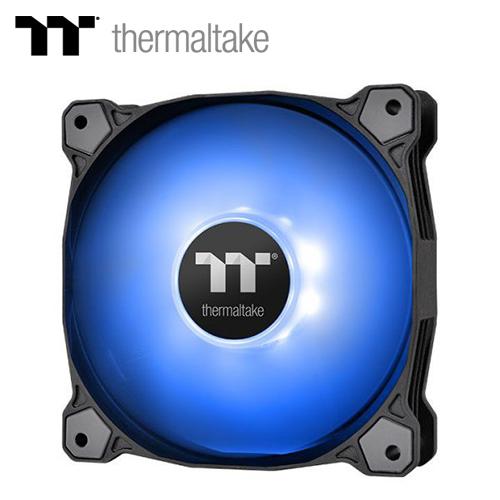 【TT Premium 曜越】Pure A12 水冷排風扇(單顆包裝)-藍