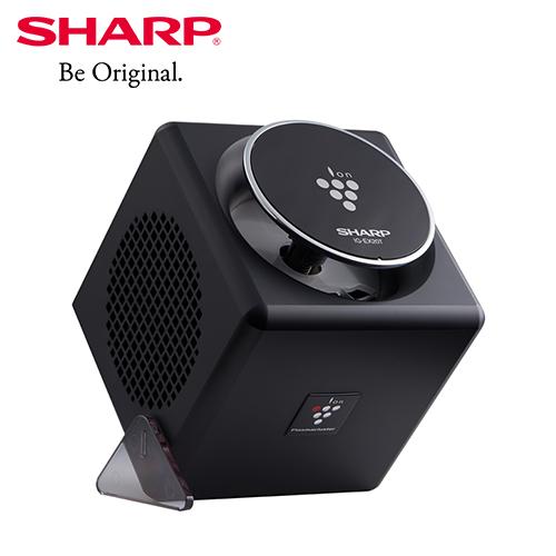 【SHARP 夏普】自動除菌離子產生器 EX20T-B 黑