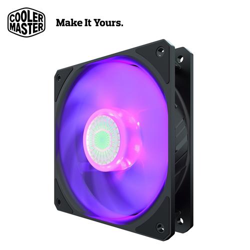 【Cooler Master 酷媽】SICKLEFLOW 120 RGB 風扇