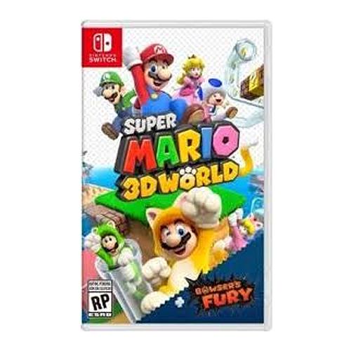 【預購 NS】超級瑪利歐 3D世界+狂怒世界