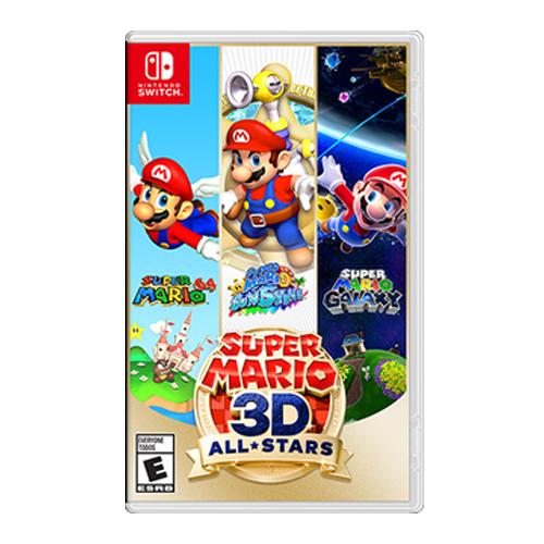 【NS】超級瑪利歐 3D 收藏輯