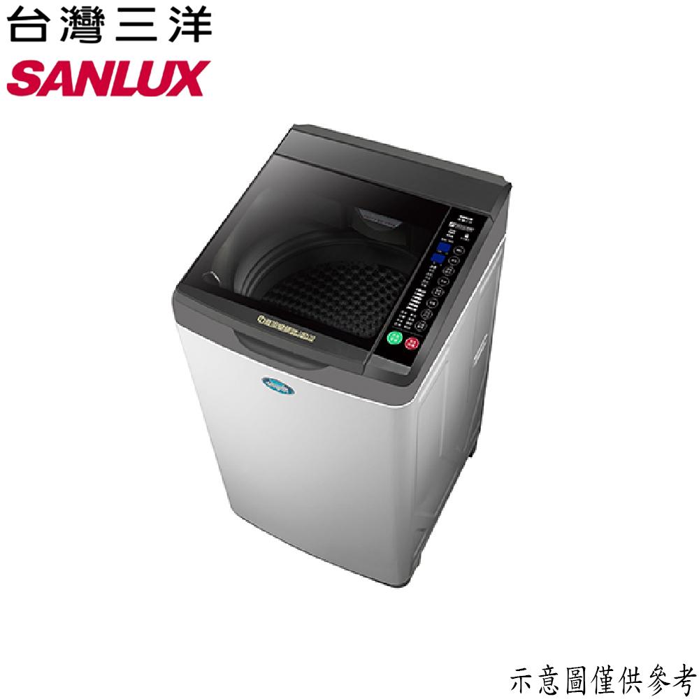 【SANLUX台灣三洋】17kg DD直流變頻超音波單槽洗衣機 SW-17DV10