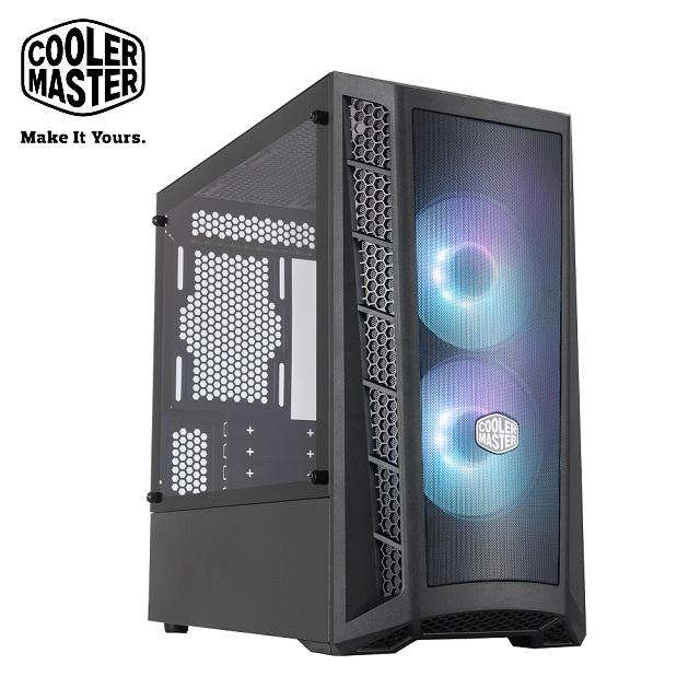 【CoolerMaster 酷碼】MasterBox MB311L ARGB 機殼