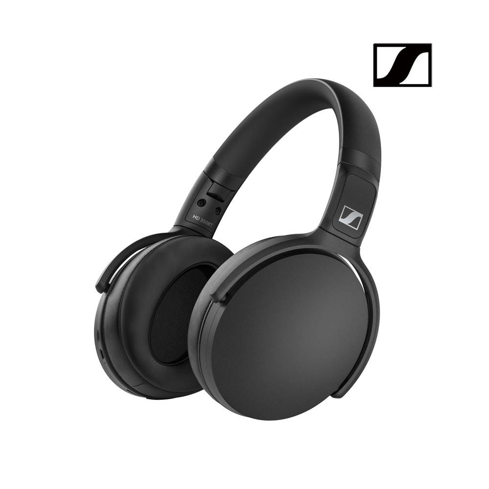 【Sennheiser 森海塞爾】HD350BT 無線藍芽耳機