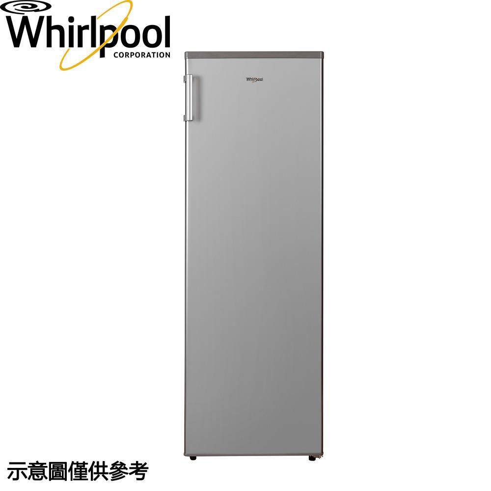 【Whirlpool惠而浦】193公升 直立式冷凍櫃 WUFA930S